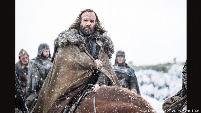 Sky TV-Serie Game of Thrones 7. Staffel (2017 Home Box Office, Inc./Helen Sloan)