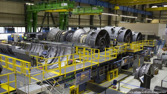 EU imposes Russia sanctions over Siemens turbines | Business