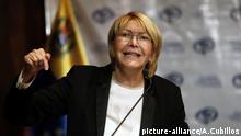 Venezuela, Staatasanwaltin Luisa Ortega
