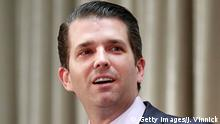 Kanada Donald Jr. Trump in Vancouver