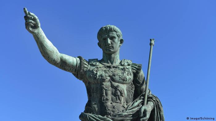 Kaiser Augustus (Imago/Schöning)