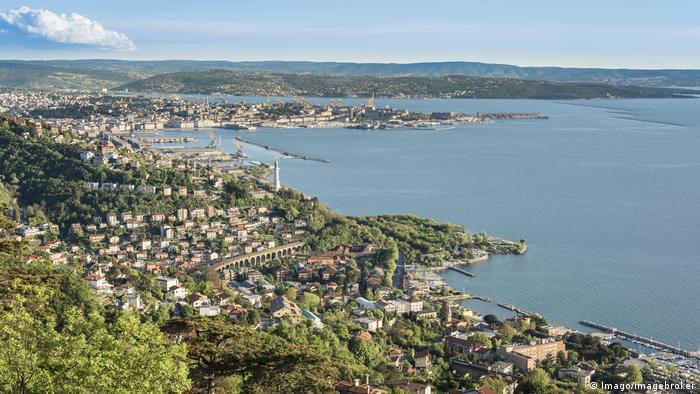Italia Trieste Cityscape