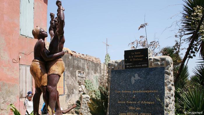 Senegal Mahnmal gegen die Sklaverei