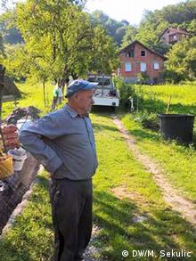Bosnien und Herzegowina Gedenken Srebrenica (DW/M. Sekulic)