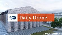 DW Daily Drone | Parthenon of books, Kassel