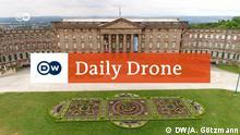 DW Daily Drone | Schloss Willhelmshöhe Kassel