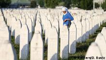 Bosnien und Herzegowina | Gedenken an die Opfer des Massakers von Srebrenica