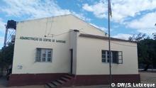 Mosambik Flüchtlingszentrum Maratane