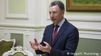 Курт Волкер, спецпредставник США з питань України