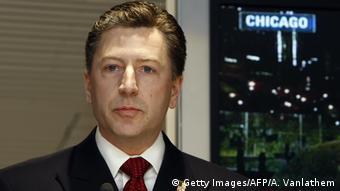 Спецпредставник США щодо України Курт Волкер провів переговори з Владиславом Сурковим