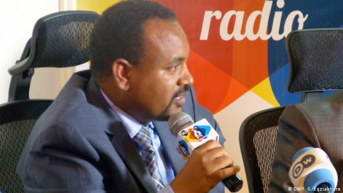 Äthiopien Eröffnung Ahadu Radio