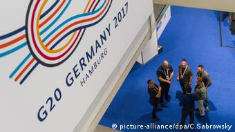 G20 summit media center journalists (picture-alliance/dpa/C.Sabrowsky)