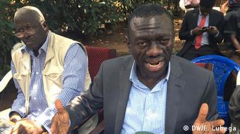 Uganda Kizza Bezigye Opposition