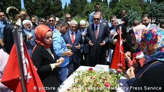 Μετά την κατάπνιξη του πραξικοπήματος ο Ταγίπ Ερντογάν συγκέντρωσε στα χέρια του περισσότερες εξουσίες από ποτέ