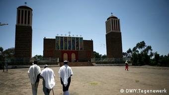 Eine afrikanische Insel der Architektur
