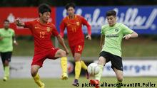SGV Freiberg Fußball - Nationalteam China U20