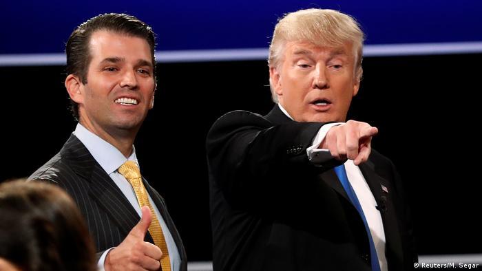Primogênito do presidente foi a encontro com advogada esperando obter informações comprometedoras sobre rival democrata