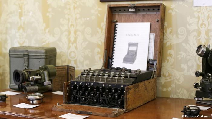 Valuable German Wwii Enigma Machine Found In Flea Market News