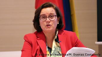Portekiz'in AB İşlerinden Sorumlu Devlet Bakanı Ana Paula Zacarias