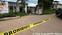 Mexiko Edwin Rivera Paz in Acayucan erschossen