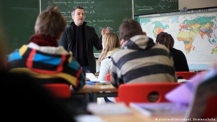 Deutschland Schüler in NRW