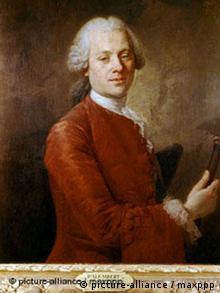 Жан-Батист Лерон д´Аламбер, французский философ