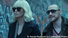 Filmstill Atomic Blonde (2017) (Focus Features LLC./Jonathan Prime)