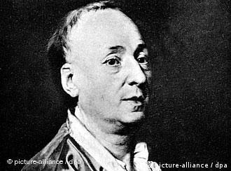 Дени Дидро, французский просветитель