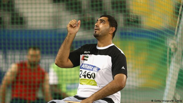 Abdullah Hayayei IPC Athletics World Championships - Day Ten - Evening Session (Getty Images/W. Little)