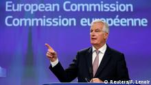 Michel Barnier, the EU Brexit negotiator