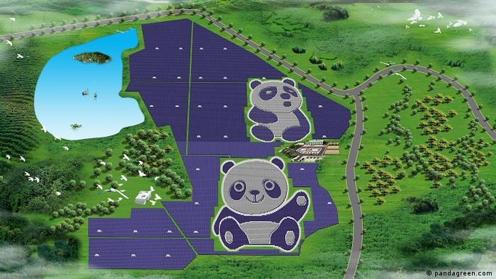 China Panda Solar Farm (pandagreen.com)