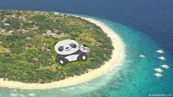 Design Sketch of Fiji Panda Power Plant (pandagreen.com)