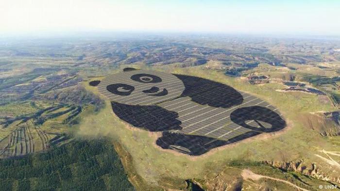 China Panda Solar Farm (UNDP)