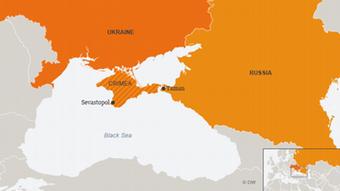 Таманский и Крымский полуострова