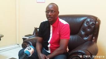 Gaston Sindimwo, Vizepräsident von Burundi