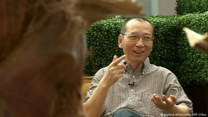 Liu Xiaobo (picture-alliance/dpa/AP Video)