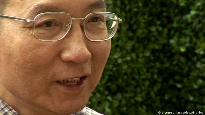 Liu Xiaobo (picture-alliance/dpa/AP Video)