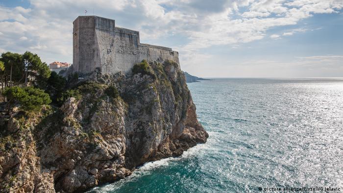 Игра престолов: крепость Ловриенац