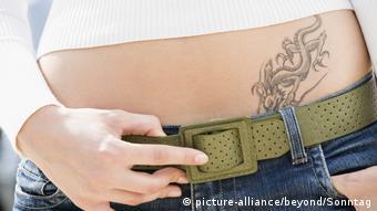 Ένας στους πέντε Γερμανούς διαθέτει τουλάχιστον ένα τατουάζ