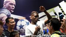 China Paul Pogba beim Adidas Promo-Event