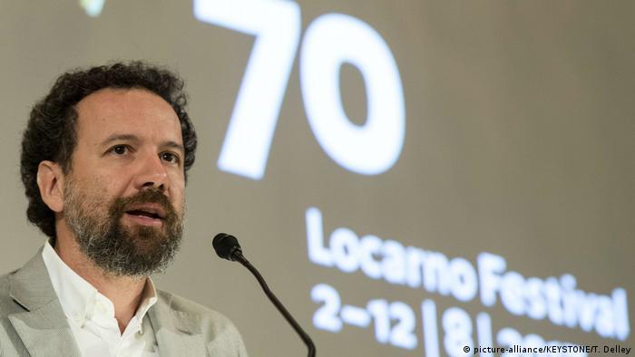Schweiz Locarno Filmfestival-Leiter Carlo Chatrian