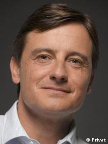Andrés Gerique, especialista en biodiversidad del Instituto de Geografía de la Universidad de Erlangen-Nürnberg.