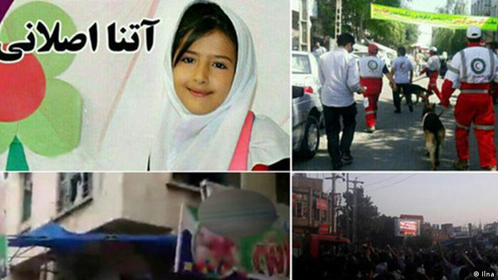 Kindsmord im Iran (Ilna)