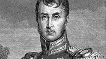 Король Пруссии Фридрих Вильгельм III