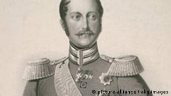 Zar Nikolaus I von Russland / Mayer n Krueger