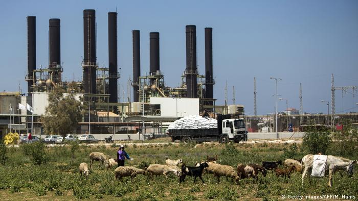 Palästina Gazastreifen ohne Strom - Einziges Kraftwerk abgeschaltet