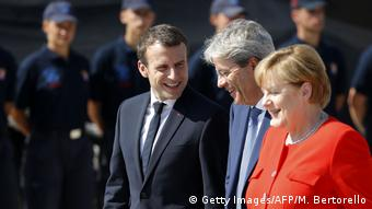 Italien Balkankonferenz in Triest (Getty Images/AFP/M. Bertorello)
