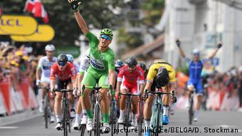 Frankreich Tour de France 2017 11. Etappe | Marcel Kittel (picture alliance/BELGA/D. Stockman)