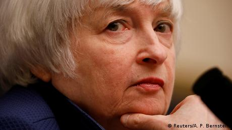 Janet Yellen, the new US Treasury secretary