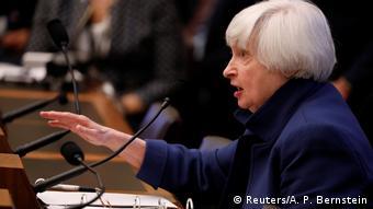 Απίθανο θεωρεί το ξέσπασμα μια νέας χρηματοπιστωτικής κρίσης σαν εκείνης του 2007 η πρόεδρος της Fed Tζάνετ Γέλεν